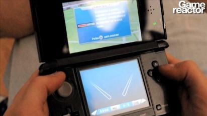FIFA 12 - Nintendo 3DS Gameplay