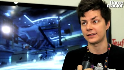 GC 11: Ridge Racer Unbounded interview