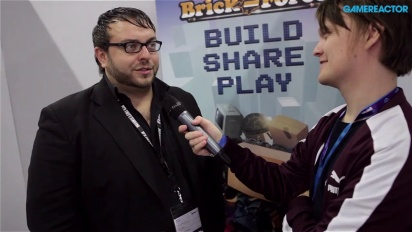 GC 13: Brick-Force - Interview