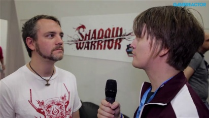 GC 13: Shadow Warrior - Writer Interview