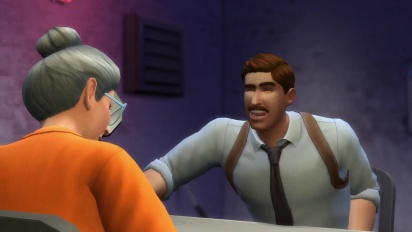 The Sims 4: Get to Work - Announcement Trailer