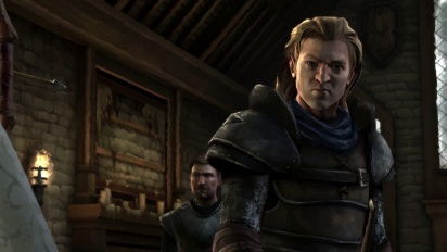 Game of Thrones - A Telltale Games Series Episode 6 - The Ice Dragon Trailer