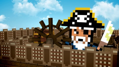 Pixel Piracy - Anouncement PS4 & Xbox One Trailer