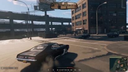 Mafia III - Driving in New Bordeaux