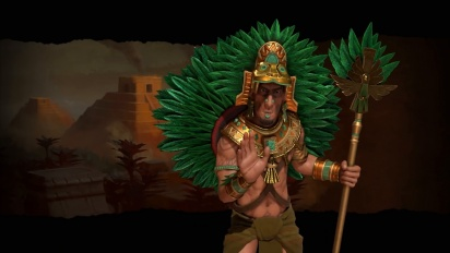 Civilization VI - First Look Aztec Gameplay Trailer