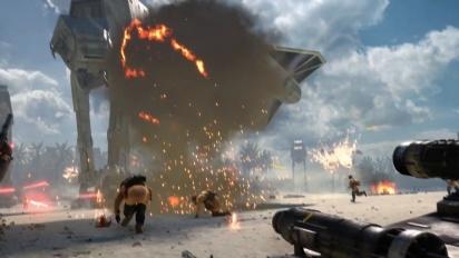 Star Wars Battlefront - Scarif Trailer