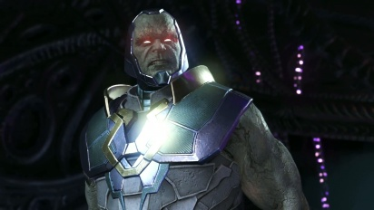 Injustice 2 - Introducing Darkseid