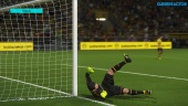 PES 2018 - Borussia Dortmund vs Inter Milan (Xbox One)