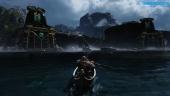 God of War - Exploring the Lake of the Nine in 4K (Spoilers)