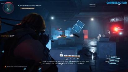 The Division 2 - Black Tusks Endgame Gameplay Part 1