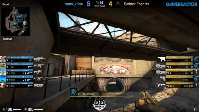 OMEN by HP Liga - Div 7 Round 1 - El - Sadoor Esports vs team_kkona - Overpass