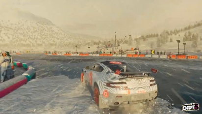 Dirt 5 - Ice Racing Gameplay