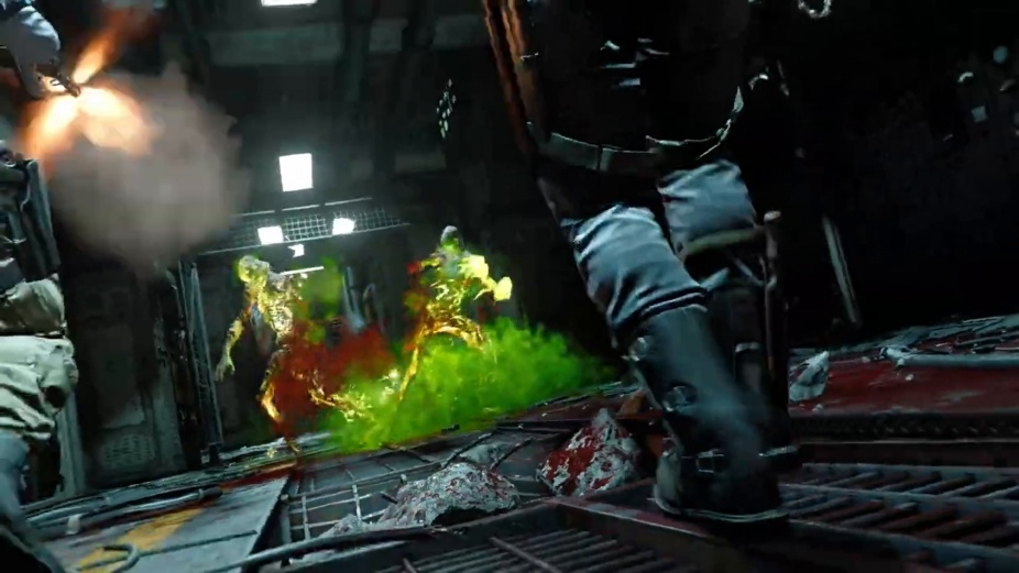 Call Of Duty Black Ops Cold War Zombies Reveal Trailer
