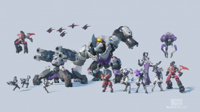Overwatch 2 - Behind the Scenes from BlizzConline 2021
