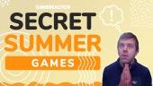 Secret Summer Games 2021