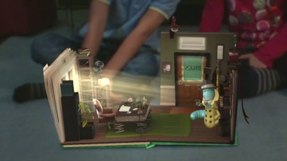 Wonderbook: Diggs Nightcrawler - Gameplay Trailer