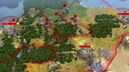 Civilization V: Brave New World - Trade Routes
