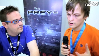 GC 11: Prey 2 interview