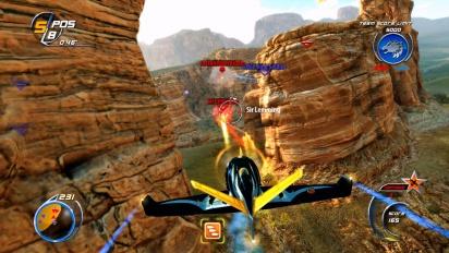 Skydrift - Gladiator Pack Trailer