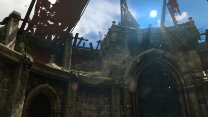 Infinity Blade 2 - Announcement Trailer