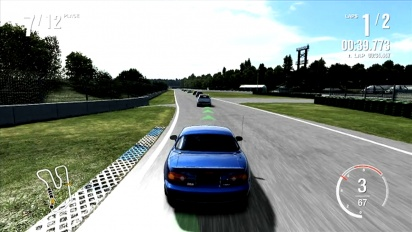 Forza Motorsport 4 - First 10 minutes