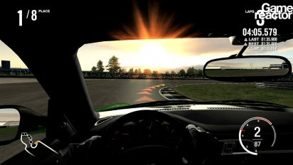 Forza Motorsport 4 Porsche gameplay