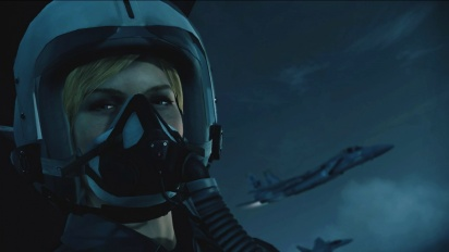 Ace Combat: Assault Horizon - Spike TV Trailer