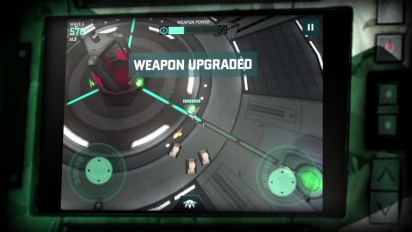 Splinter Cell: Blacklist - Spider-Bot Companion App Trailer