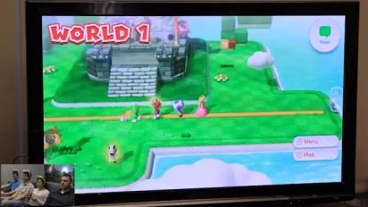 Super Mario 3D World - New Levels