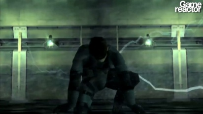 MGS HD Collection: Sons of Liberty - First 10 minutes