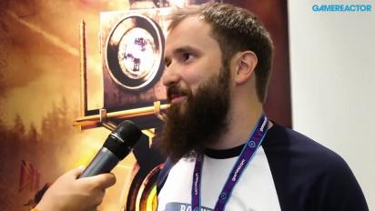 Bounty Train - Yurij Ishchuk Interview