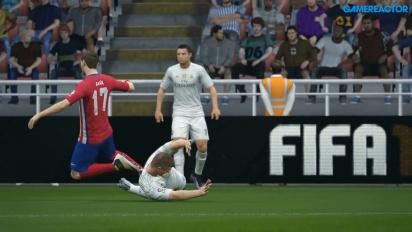 FIFA 16 - UEFA Champions League Final Real Madrid - Atlético Gameplay