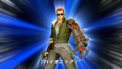 Bionic Commando: Rearmed - Sing Along Japanese Trailer