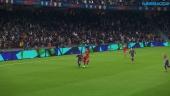 Pro Evolution Soccer 2018 - Barça-Liverpool at Camp Nou PES Gameplay
