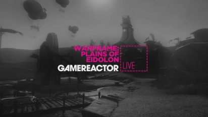 Warframe: Plains of Eidolon - Livestream Replay