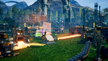 Satisfactory - Reveal Trailer E3 2018