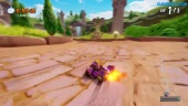 Crash Team Racing Nitro-Fueled - Spyro Circuit Gameplay