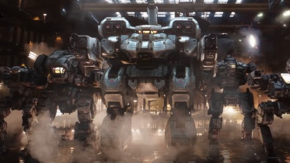 Battletech - Heavy Metal Announcement