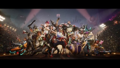 Bleeding Edge - Launch Trailer