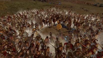 Total War Saga: Troy - Maya Georgieva Interview