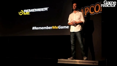 GC 12: Remember Me - Capcom presentation
