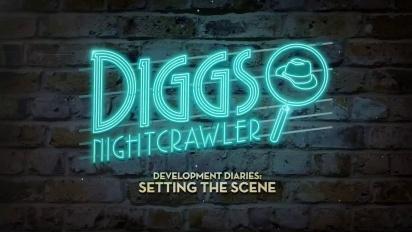 Wonderbook: Diggs Nightcrawler - Dev Diary #1