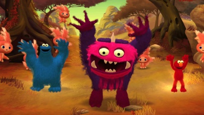 Sesame Street: Once Upon a Monster Ad Trailer