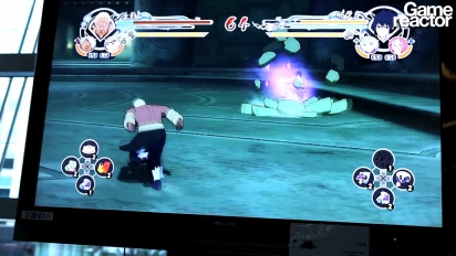 Naruto Shippuden: Ultimate Ninja Storm Generations gameplay