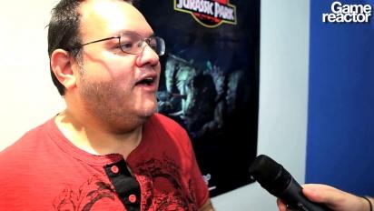 GC 11: Jurassic Park Interview