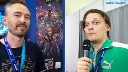 Zombie Vikings - Klaus Lyngeled Interview