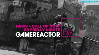 Call of Duty: Advanced Warfare - GR Friday Nights 14.08.15 - Livestream Replay