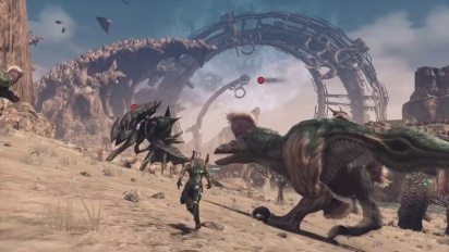 Xenoblade Chronicles X - Survival Trailer