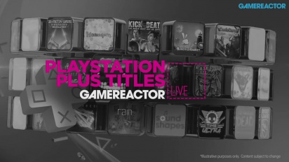 PlayStation Plus Titles 16.02.16 - Livestream Replay