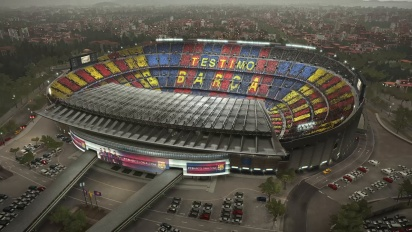 Pro Evolution Soccer 2017 - El Classico Gameplay